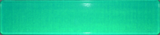 kentekenplaat groen reflecerend