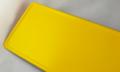 naamplaat geel