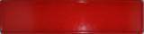 naamplaat glitter rood
